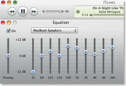 How To Optimize iTunes Equalizer To Your Mac Computer